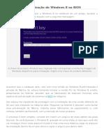 Burlando a Pré-Ativação do Windows 8 na BIOS.docx