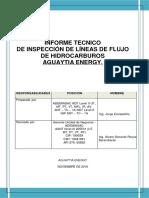 Informe Referencial Para Calidda