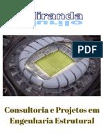 FOLDER_ Consultoria e Projetos Em Engenharia Estrutural