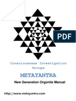 Metayantra Pranic Device Manual