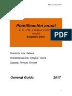 EP 9 - Planificación 2° ciclo