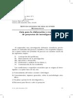 Morles, V., (2011) - Guía para la Elaboración y Evaluación de Proyectos de Investigación.pdf