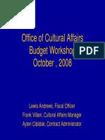 Budget Development & Invoice Process.ppt