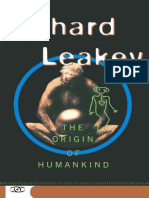 Richard Leakey, The Origin of Humankind