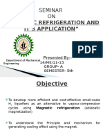 Magnetic Ref Ppt