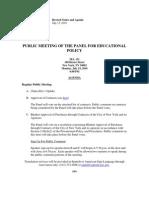 PEP Revised Agenda Jul192010