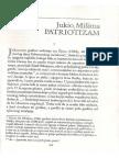 Jukio Mišima, ''Patriotizam''