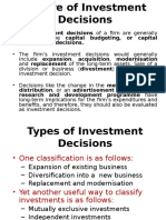 6. Capital Budget Decisions