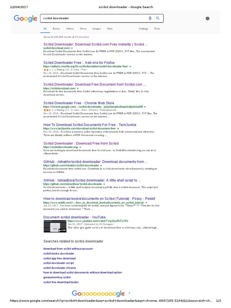Google Book Downloader Script For Firefox