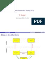 Modelamiento Matematico Parte Uno