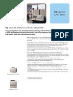 hp LaserJet 2300 series (2300dn)