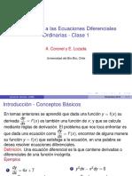 Clase Inicial Ecdiferenciales