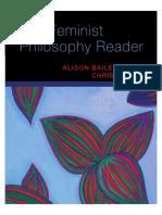 The feminist philosophy reader.pdf