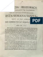 Semana Santa de Sevilla (1815)