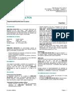 Emulsion Asfaltica