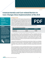 CHCF Financial Impacts Brief