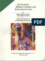 Antología de la poesía cósmica de Matanzas, Cuba- Raúl T. Lopez e Iván S Merlín.pdf