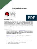 EX300 - Red Hat Certified Engineer