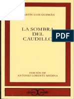 La Sombra Del Caudillo - Martín Luis Guzmán