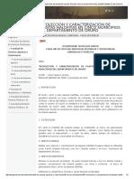 Recolección y Caracterización de Plantas Halofitas en Cinco Municipios Del Departamento de Oruro1