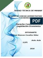 La Economía en El 2016 Jose