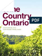 Wine Country Ontario 2010