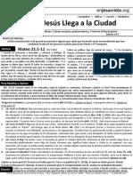 HCV Cuando Jesus Llega a La Ciudad 9 ABR 17