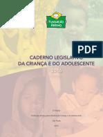 Caderno Legislativo Abrinq 2016