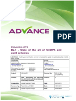 Advance d 2 1 State of Art Report