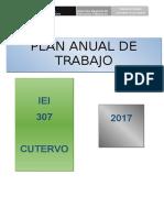 Plan Anual de Trabajo Batancillo 2017