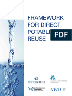 Framework for DPR Tchobanoglous WaterReuse