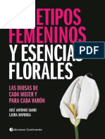 Arquetipos Femeninos y Esencias Florales Las Diosas de Cada Mujer y Para Cada Varon Sande y Mayorca