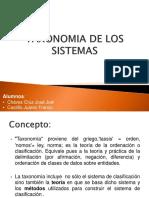 Taxo de Sistemas