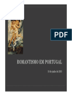 Aula Romantismo Portugues