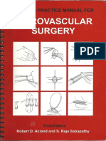 Aclands Practice Manual for Microvascular Surgery