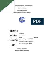 Contenido 1 Curso Planificacion de Cirruculo