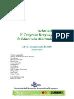 Actas CUREM2