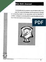 1115 Ed Parker Journal 004-Blue Belt
