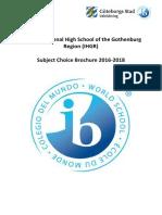IB Subject Brochure 2016 (1) (1)