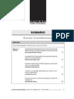 SUMARIO-Gaceta-Constitucional - Febrero110