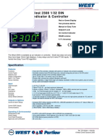 Controlador de Processos N2300