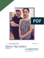 dance teq centre - field notes