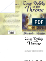COME BOLDLY TO THE THRONE, SANTUARY THEMES IN HEBREWS - EKKEHARDT MUELLER.pdf