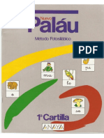 Cartilla Palau Anaya 1
