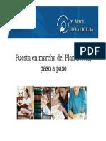 Planes Lectores - Puesta en Marcha_ Paso a Paso