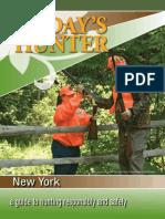 Todays Hunter New York Manual