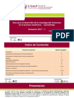 Guía Investigacion Formativa 2017-I (1)