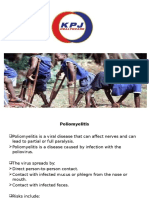 Post Polio Syndrome (PPS)