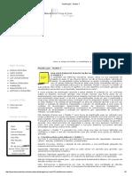 Planificação - Modelo T