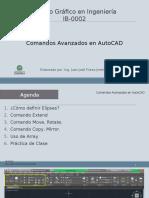 04 Comandos Avanzados AutoCAD IB 0002